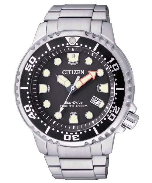 Orologio CITIZEN DIVER'S ECO DRIVE 200 MT